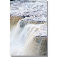 Aysgarth Middle Falls detail long exposure